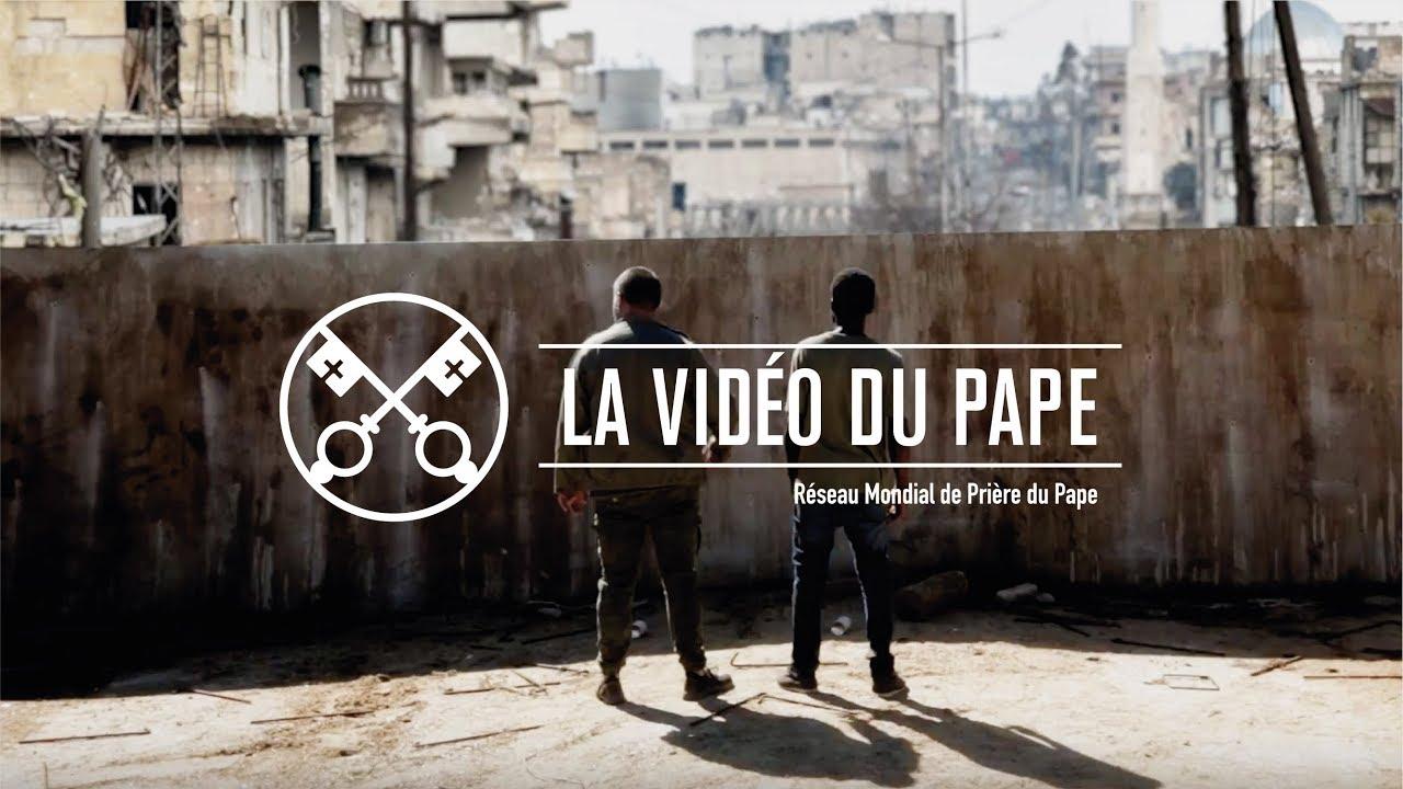 La video du Pape : Au service de la paix